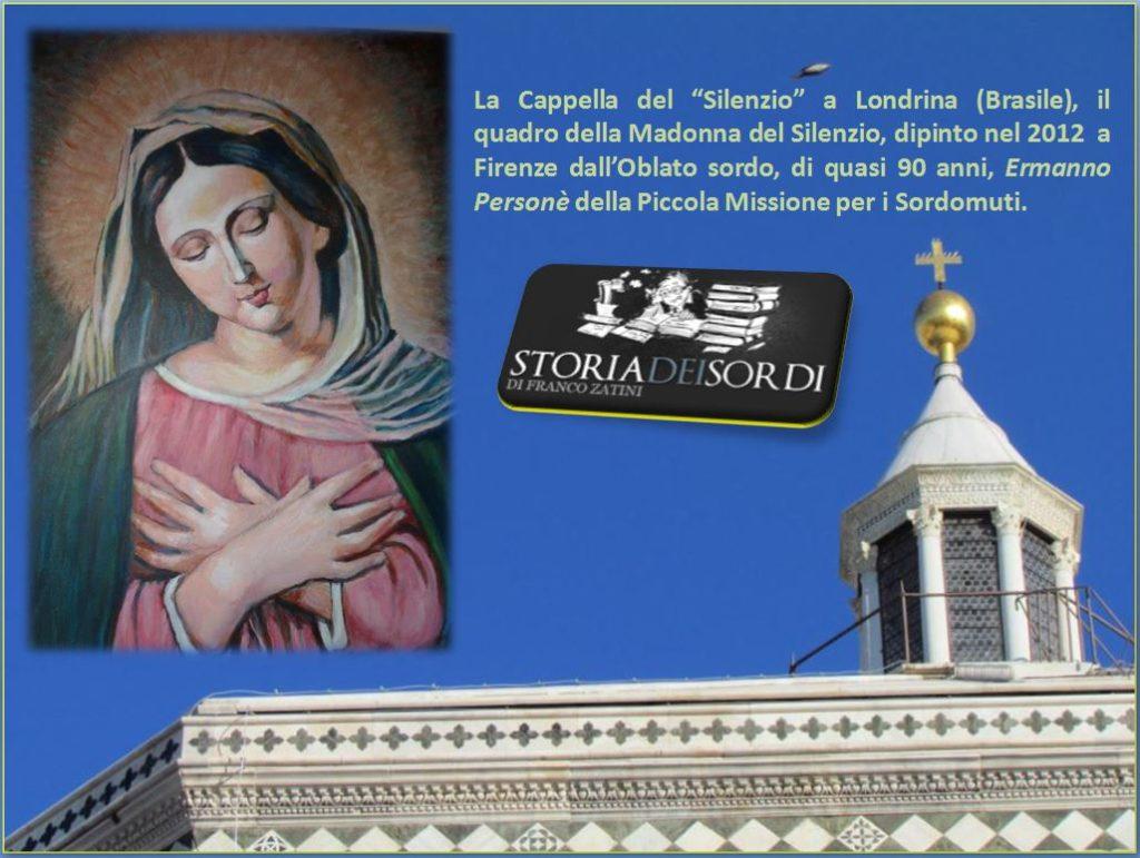 Madonna del Silenzio di Ermanno persone