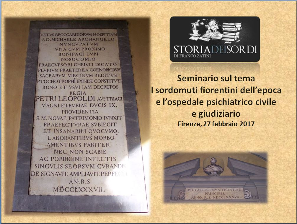 Ospedale Bonifacio storiadeisordi