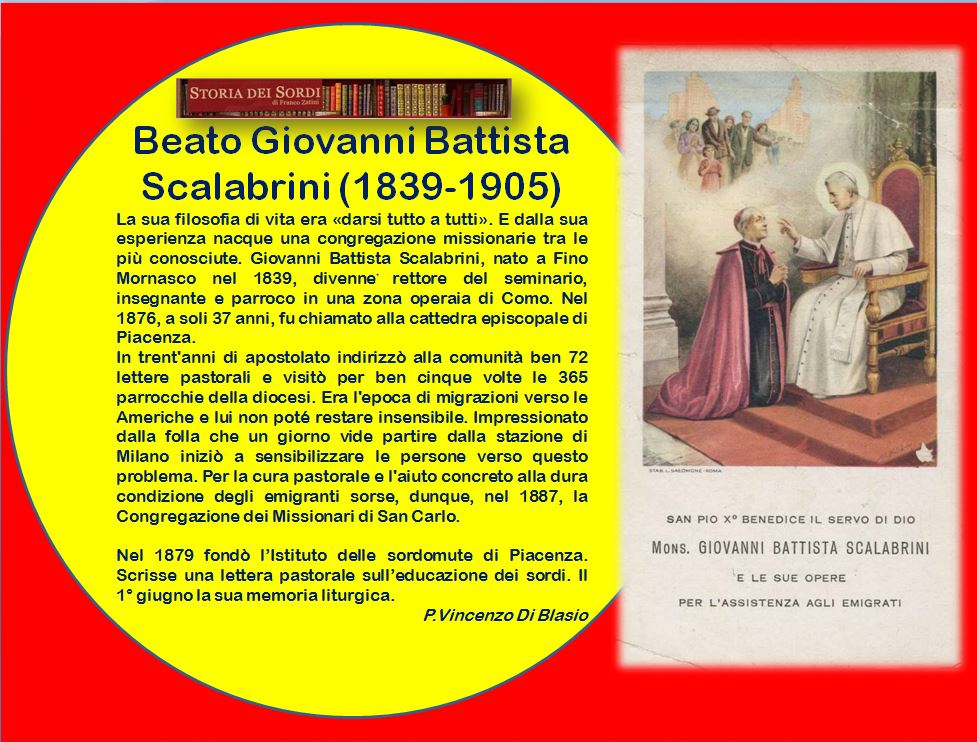 Scalabrini Giovanni Battista