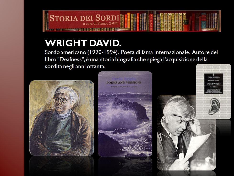 Wright David