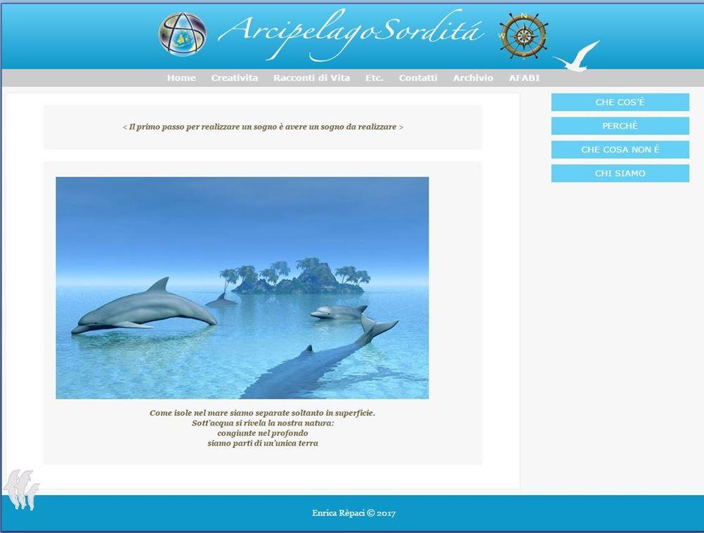 Arcipelago Sordità