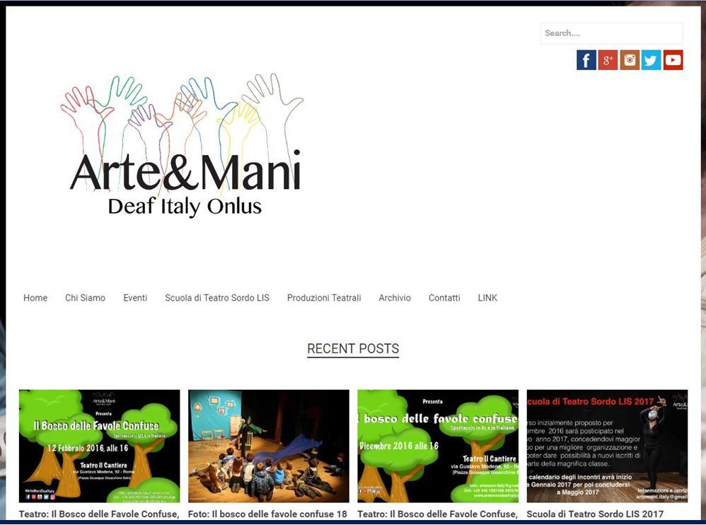 Arte&Mani Deaf Italy Onlus
