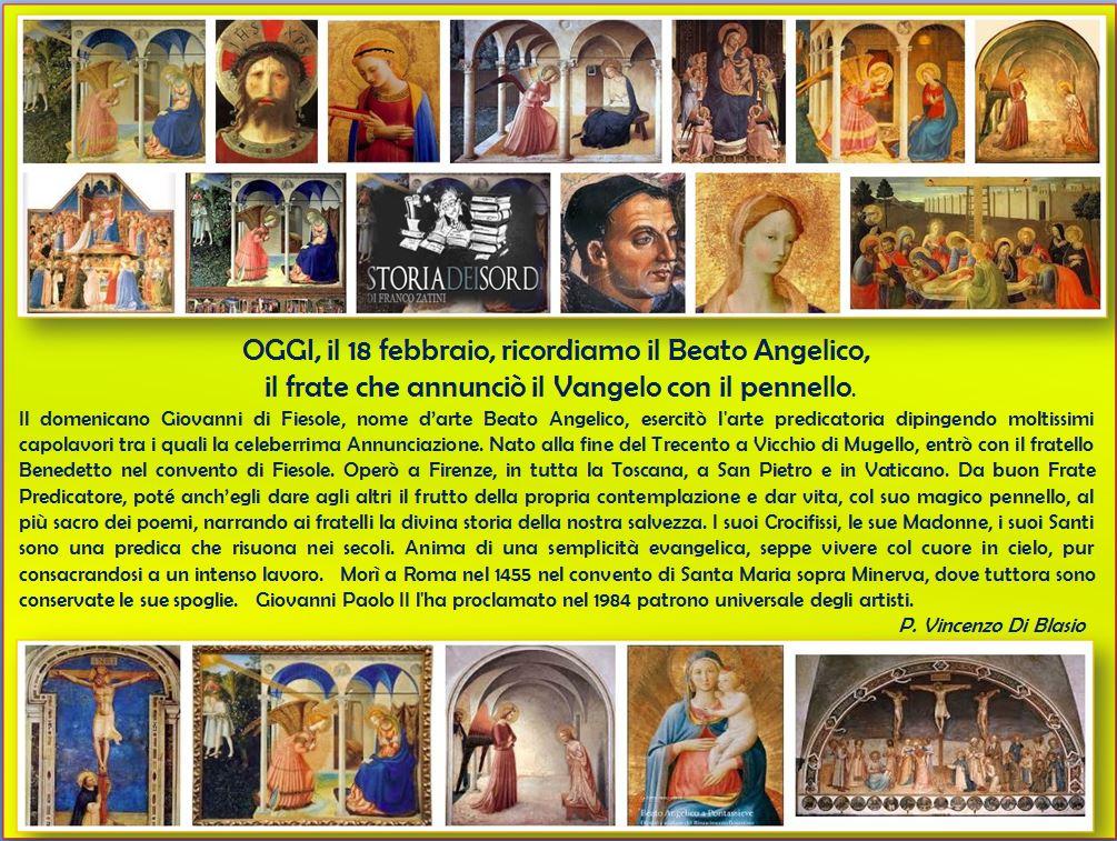 Giovanni di Fiesole Beato Angelico 1395 - 1455