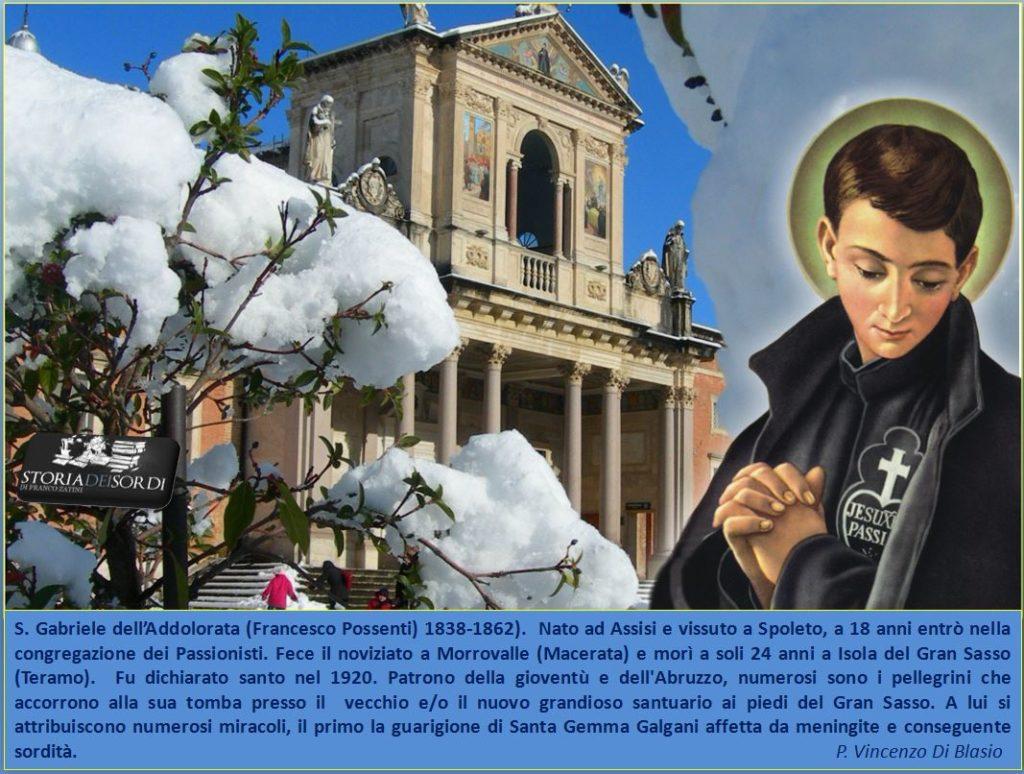 San Gabriele dell'Addolorata Santuario