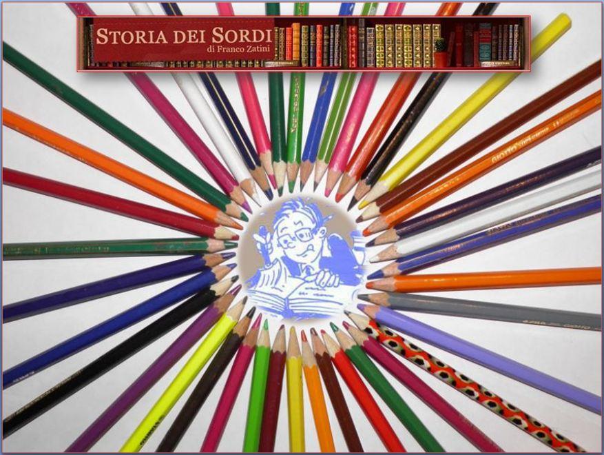 Storia dei Sordi i colori