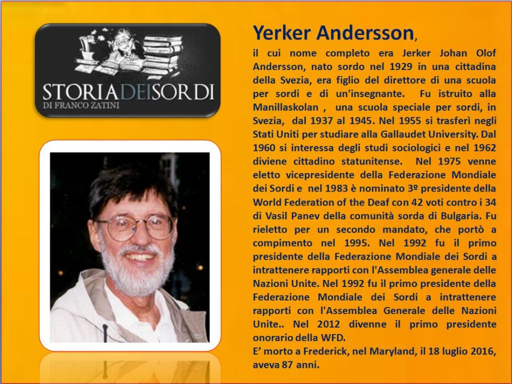 Yerker Andersson (1929-2016)