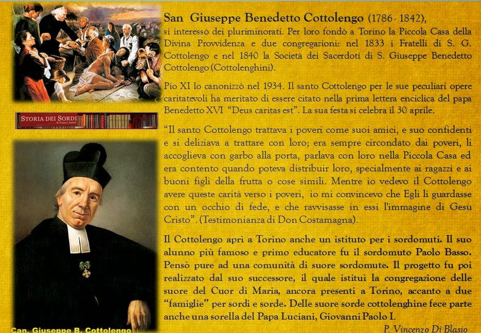 Cottolengo Giuseppe