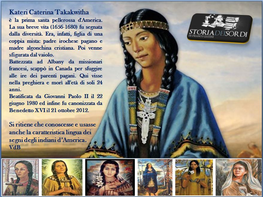 Kateri Caterina Takakwitha1