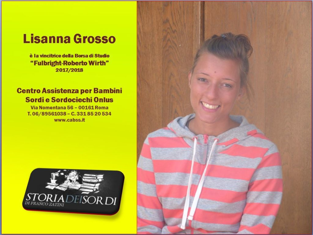 Lisanna Grosso cabss
