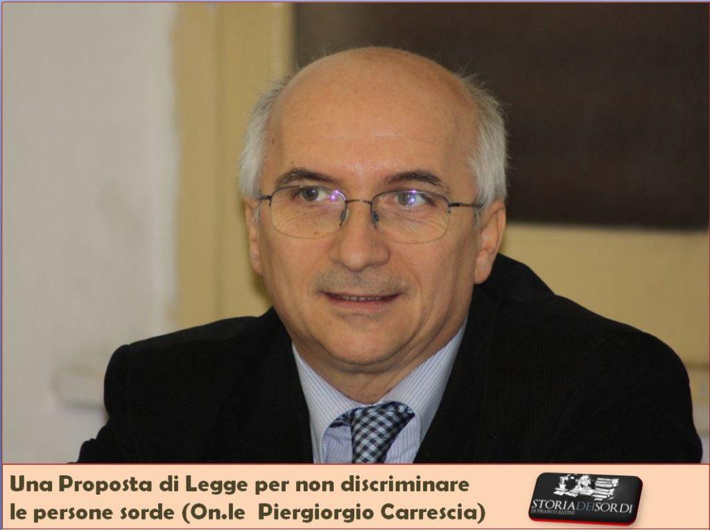 Piergiorgio Carrescia