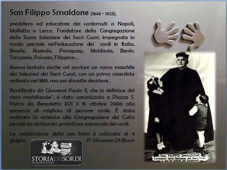 San Filippo Smaldone (1848 - 1923)