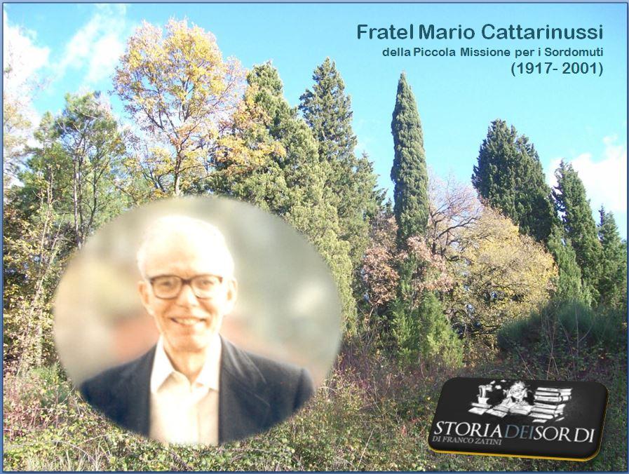 Cattarinussi Mario (1917-2001)