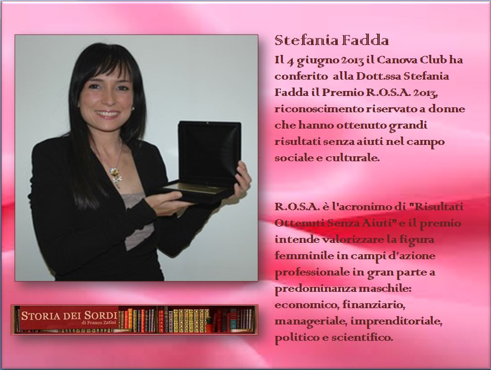 Fadda Stefania