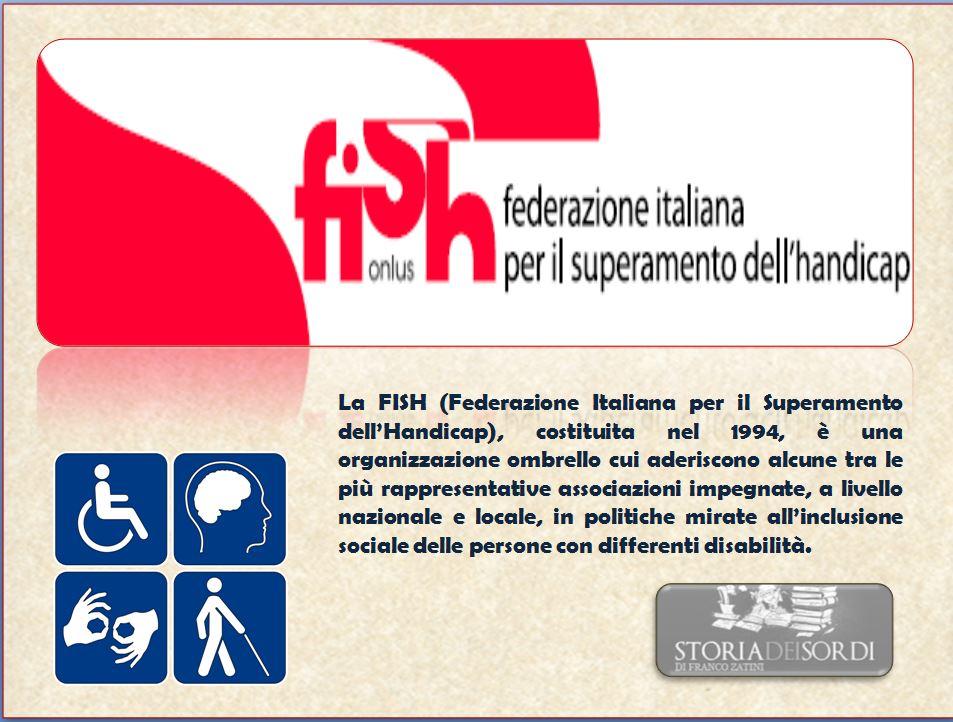 Fish Federazione italiana per il superamento dell'handicap