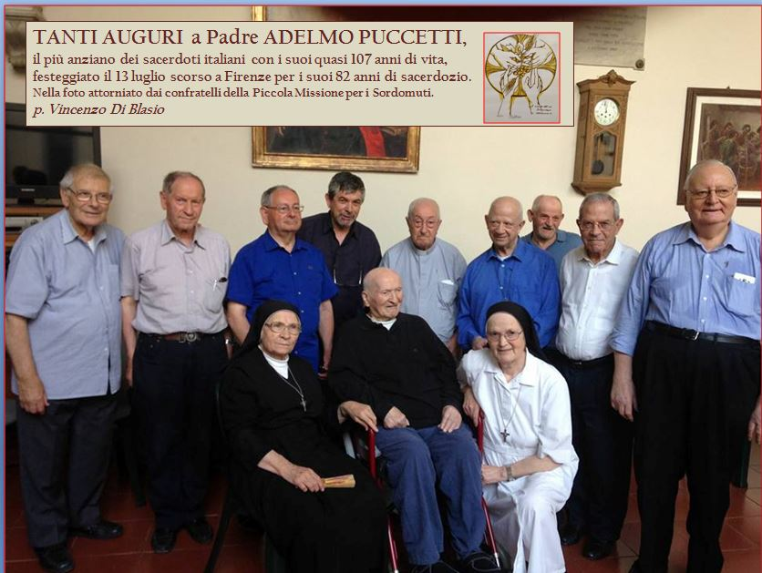 Padre Puccetti quasi 107 2