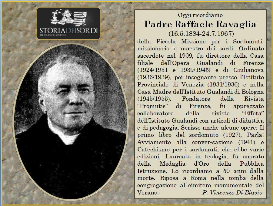 Ravaglia Raffaele pms 1884-1967