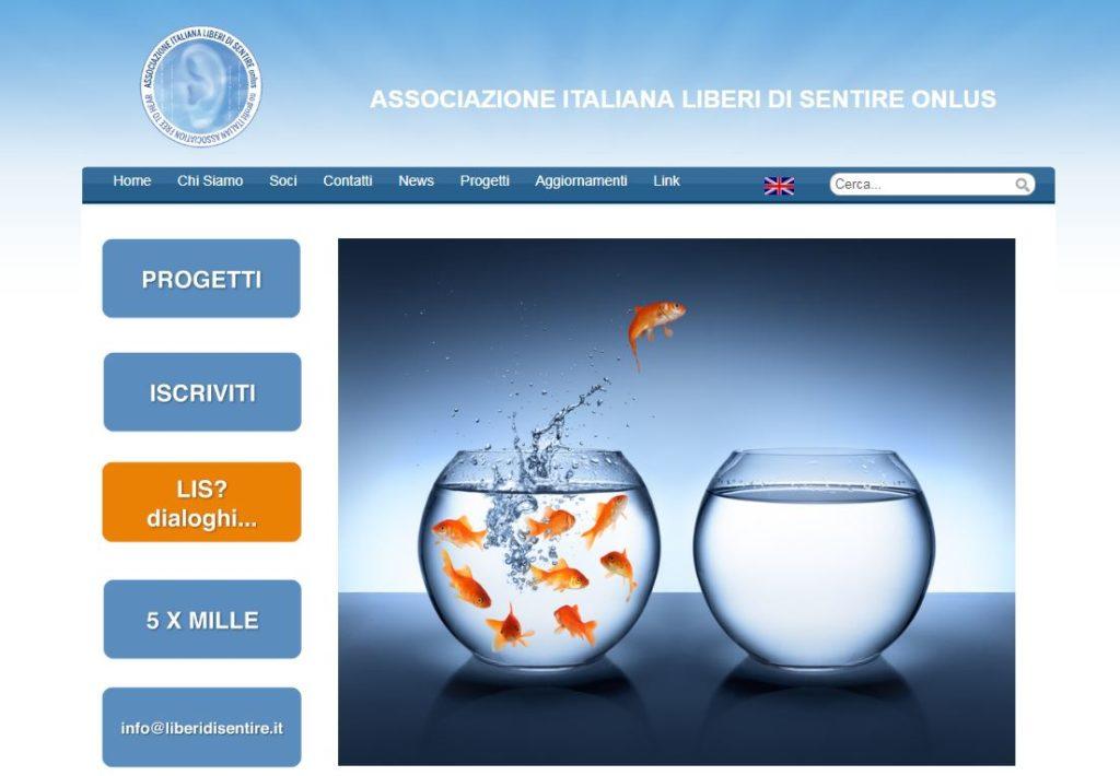 Associazione Italiana Liberti di Sentire Onlus