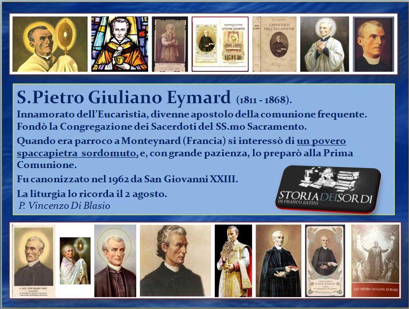 Pietro Giuliano Eymard