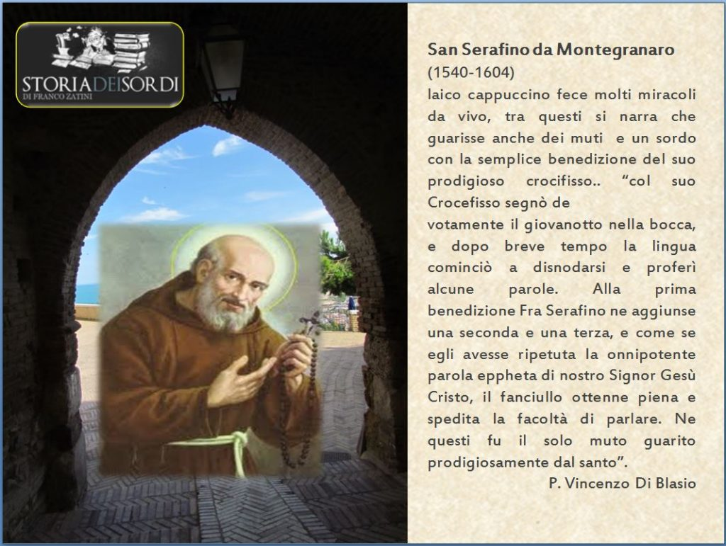 San Serafino da Montegranaro