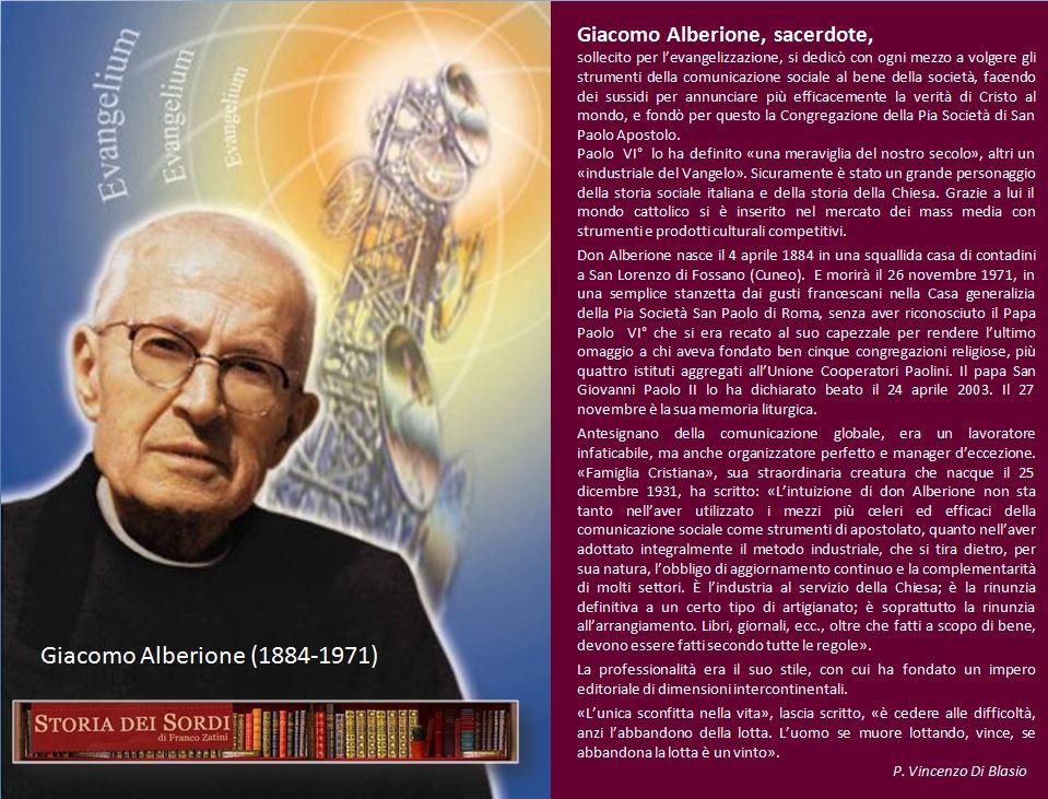 Alberione Giacomo 1