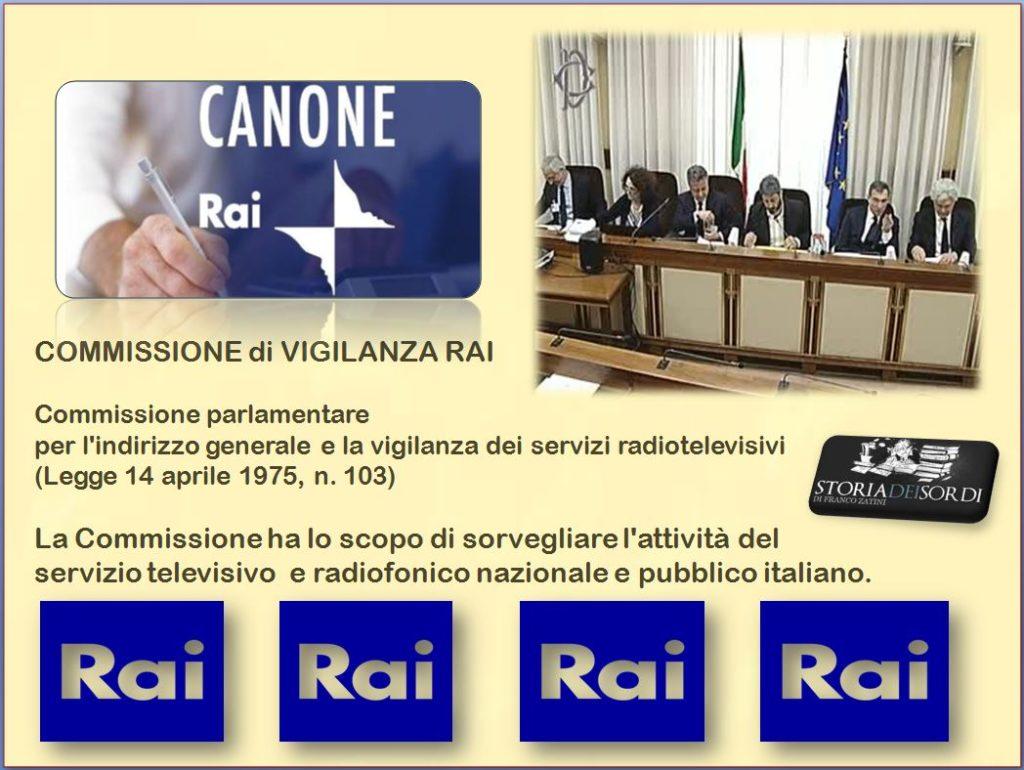 Commissione di Vigilanza Rai