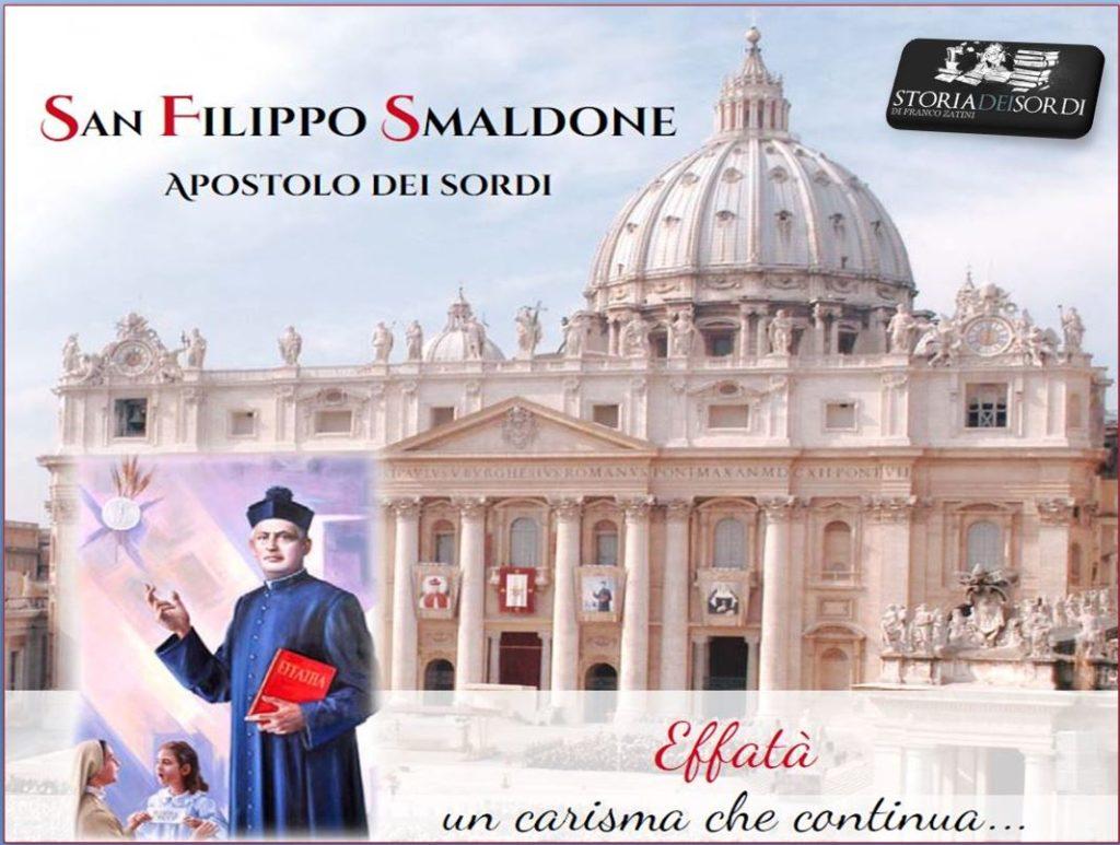 San Filippo Smaldone Apostolo dei Sordi
