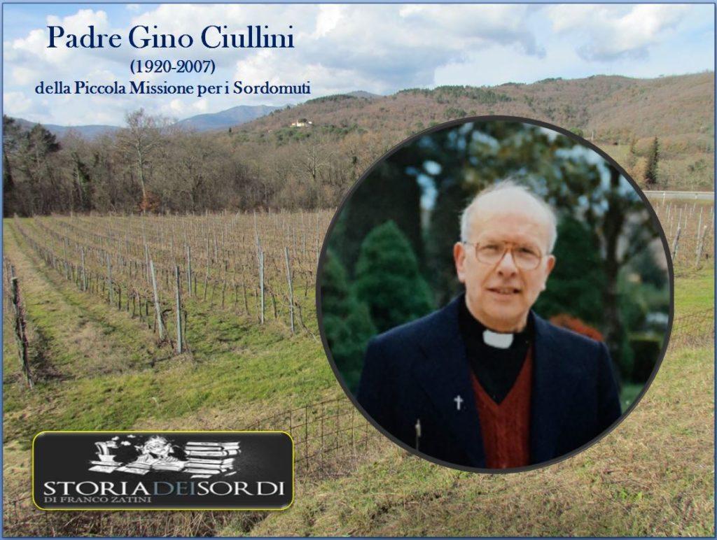 Gino Ciullini 1920-2007