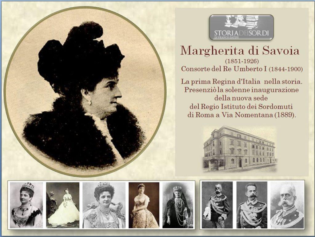 Margherita di Savoia 1851-1926