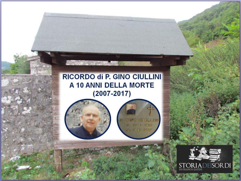 Padre Gino Ciullini