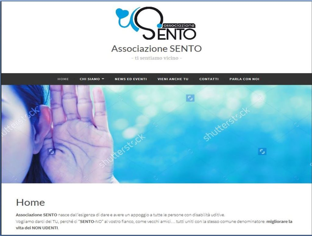 associazione Sento - Parma