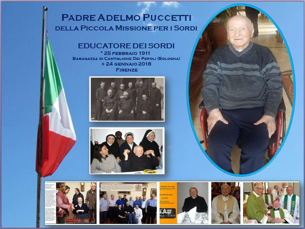 Adelmo Puccetti 1911-2018