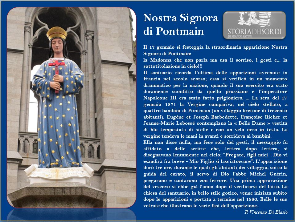 Nostra Signora di Pontmain