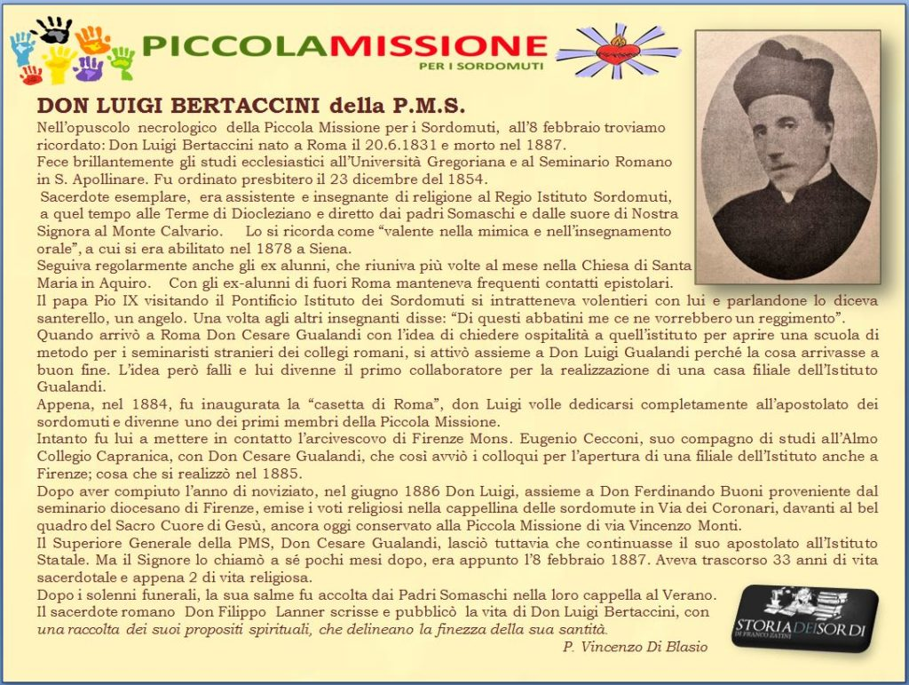 Bertaccini Luigi PMS