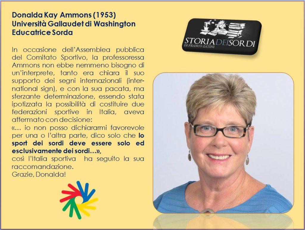 Donalda Kay Ammons