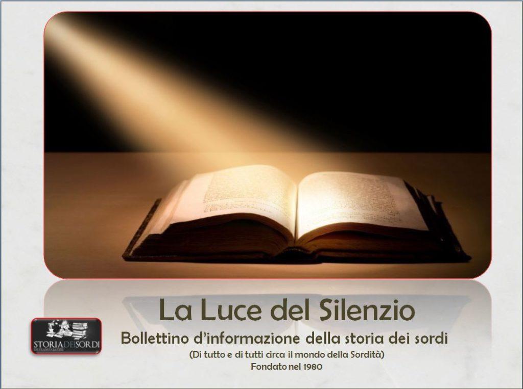 La Luce del Silenzio