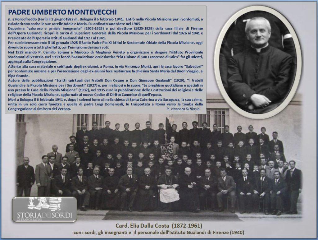 Padre Umberto Montevecchi