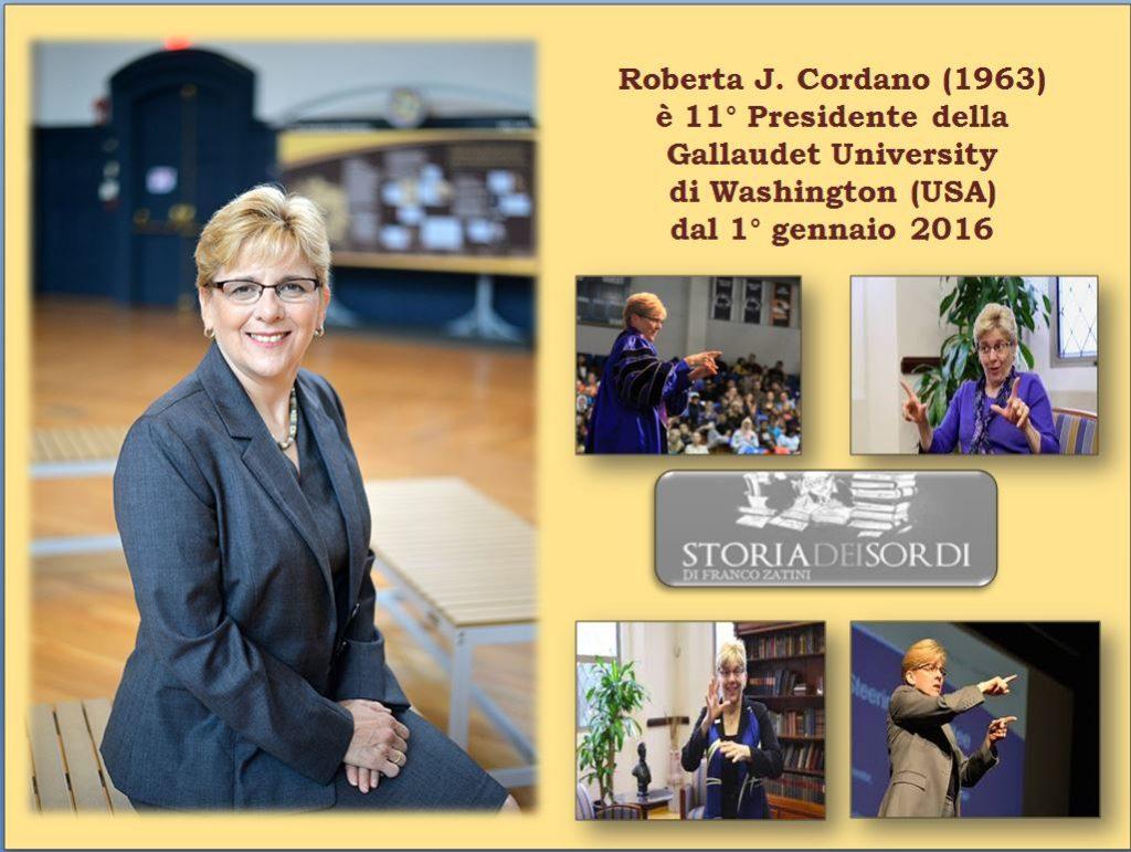 Roberta J. Cordano storiadeisordi