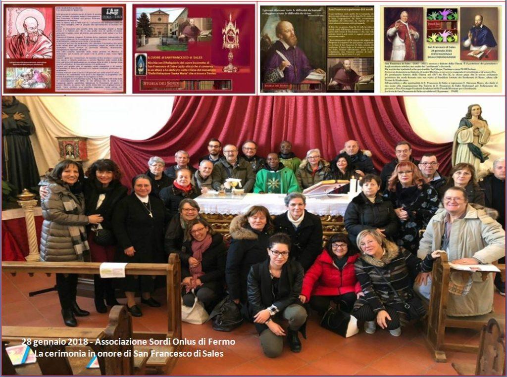 San Francesco di Sales Associazione Sordi Onlus Fermo