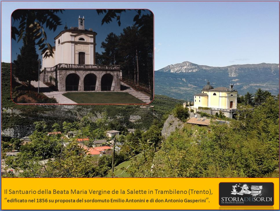 Santuario Madonna de la Salette in Trambileno