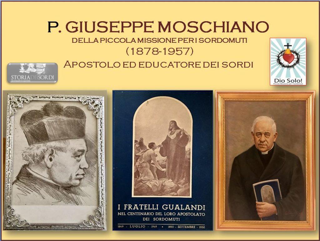 Giuseppe Moschiano 1878-1957