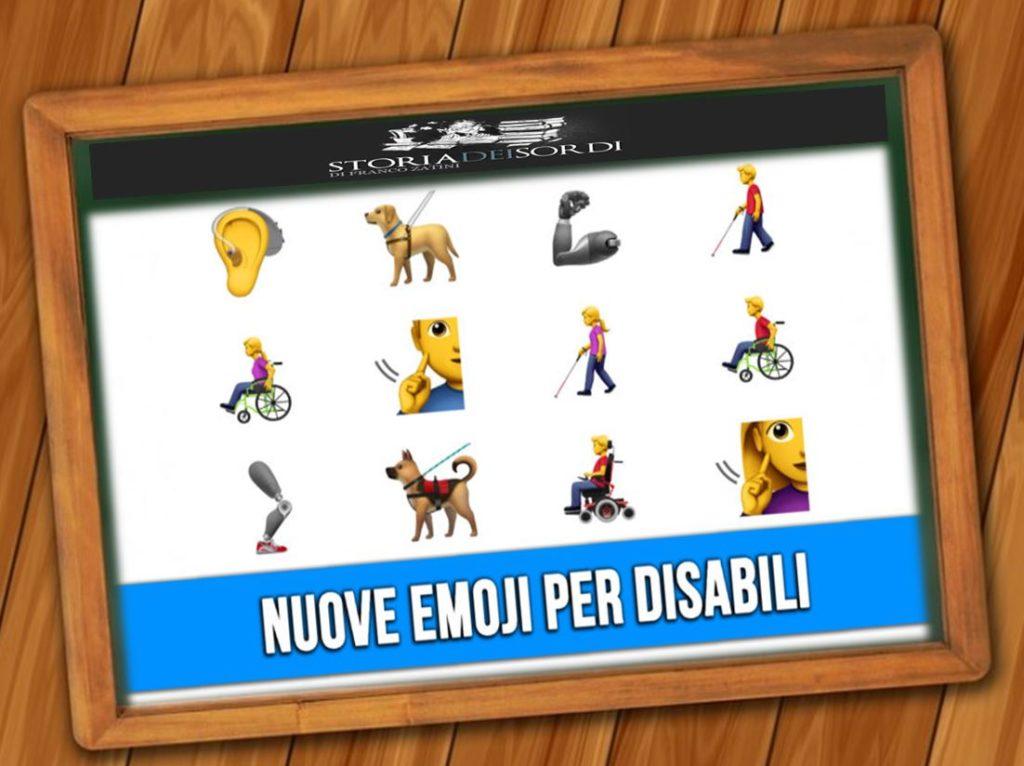 Emojl per disabili