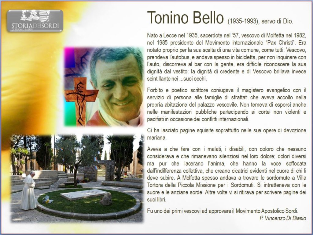 Tonino Bello 1935-1993