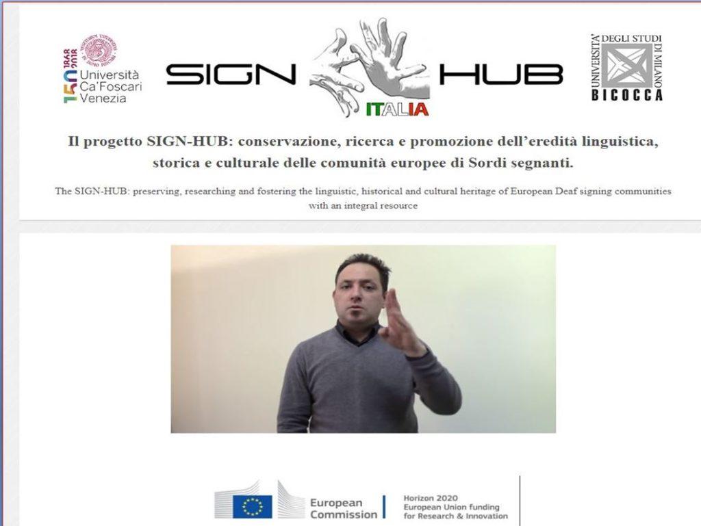 Sign Hub