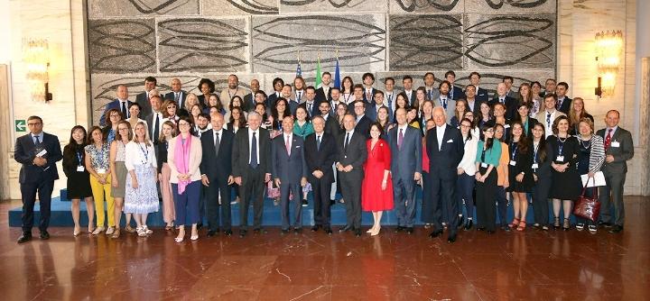 Celebrazioni 70° anniversario Programma Fulbright in Italia