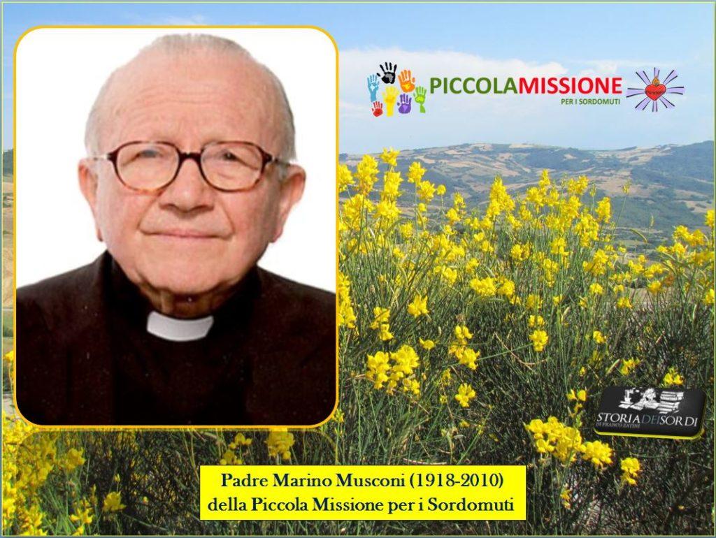 Marino Musconi 1918-2010
