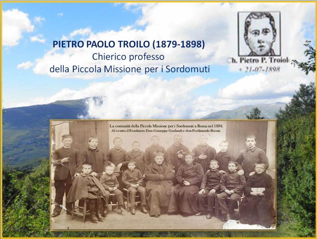 Pietro Paolo Trioilo 1879-1898