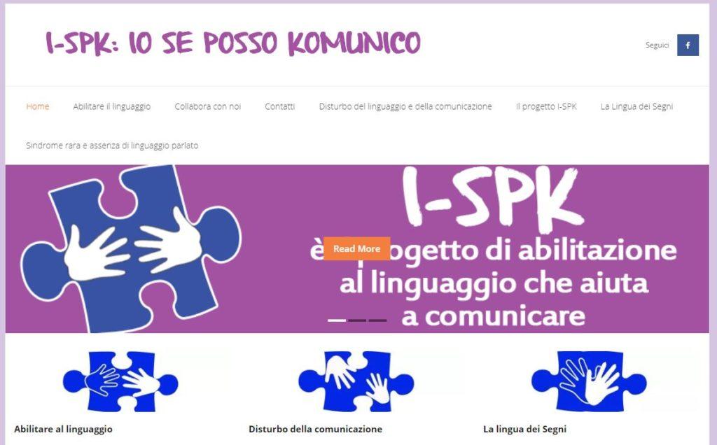 I-Spk Io se posso komunico