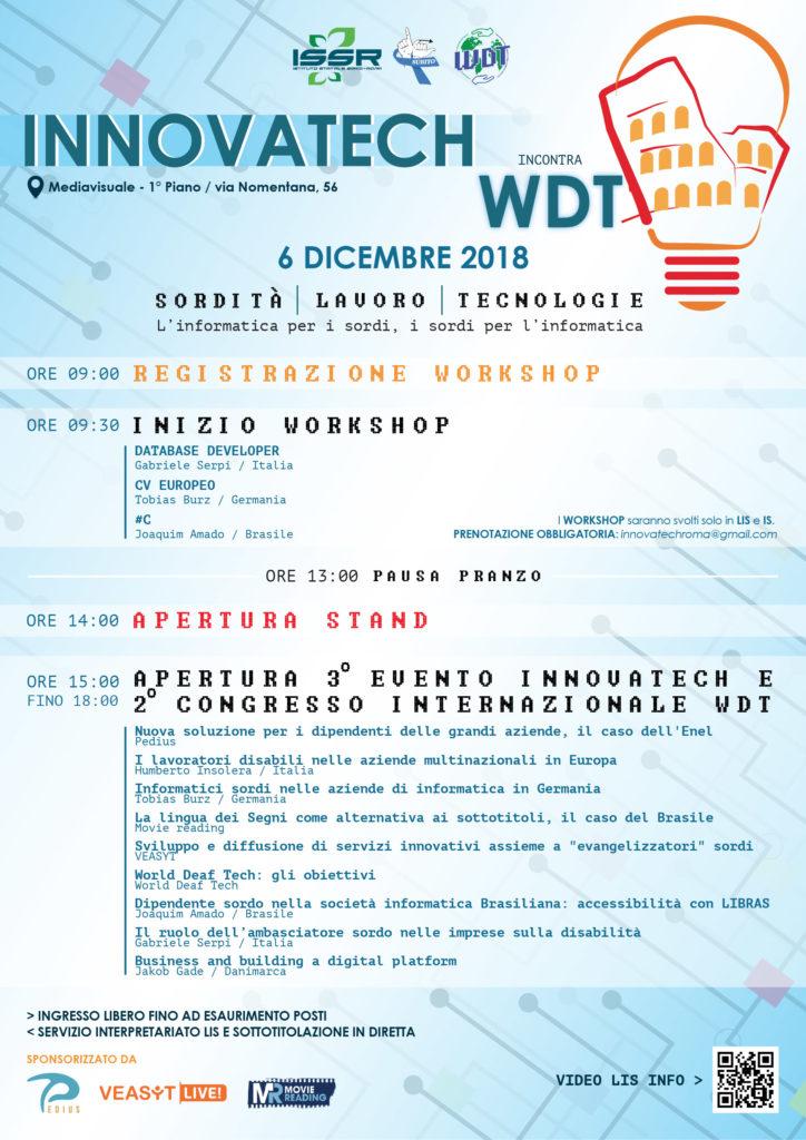 locandina innovatech 2018