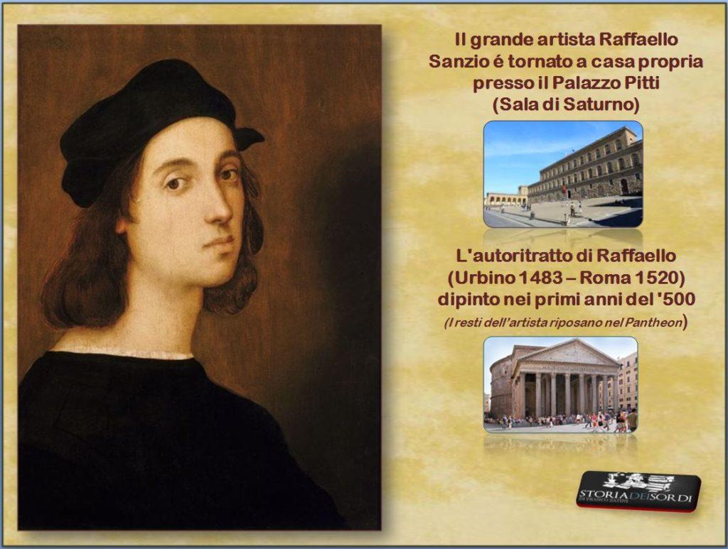 Raffaelo Sanzio (1483-1520)