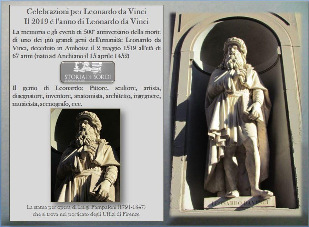 Leonardo da Vinci di Luigi Pampaloni
